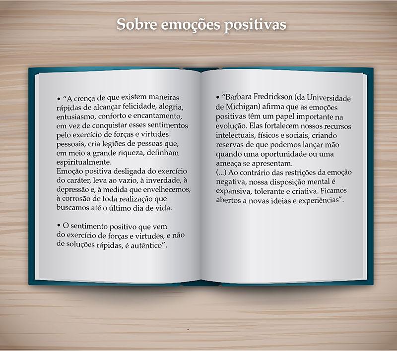 Sobre emoções positivas